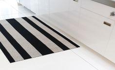 Chilewich Utility Floor Mat - Wide Stripe