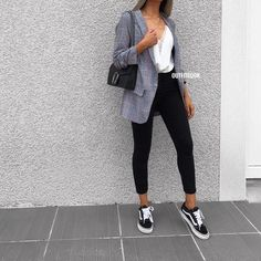 We are obsessed with this blazer! Love the color We are obsessed with this blazer! Love the color Blazer Outfits Casual, Business Casual Outfits, Blazer Fashion, Cute Casual Outfits, Office Outfits, Stylish Outfits, Fashion Outfits, Office Attire, Fashion Mode