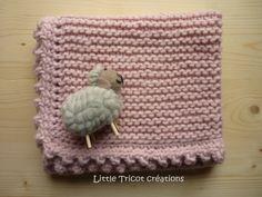 couverture pour lit bb en laine 75 x 65 cm rose tendre pour berceaux landau ou couffin fait main accessoire