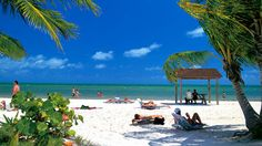 Beautiful islands and beaches of the Florida Keys!