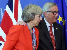 EU chief Juncker: We'll make an example of Britain that no-one will want to follow