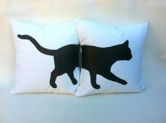 almohadones gato