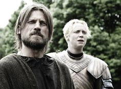 Game of Thrones Season 3, Episode 2: Jaime and Brienne   #GoT
