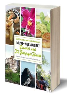 NEWS: Ebook Must-see and Eat Ecuador and Its Galápagos Islands Latin America, South America, Spanish Speaking Countries, Just Dream, Galapagos Islands, How To Speak Spanish, Quito, Plan Your Trip, Ecuador
