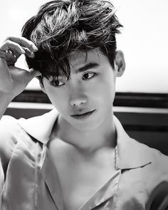 Lee Jong Suk - Ceci Magazine June Issue look at my hair Lee Jong Suk Ceci, Lee Jung Suk, Hyun Suk, Hot Korean Guys, Korean Men, Asian Actors, Korean Actors, Kpop, Kang Chul