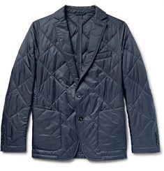 d7aa6b6f16a Hugo Boss Quilted Shell Jacket Hugo Boss Man