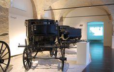 Museo della Carrozza,Via Don Minzoni, Macerata
