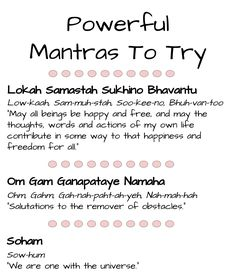 Learn about mantras and malas to enhance your meditation, chanting or yoga practice. Sanskrit Quotes, Sanskrit Mantra, Vedic Mantras, Hindu Mantras, Yoga Mantras, Yoga Quotes, Mala Mantra, Yoga Chants, Om Gam Ganapataye Namaha
