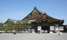 Nijo Castle (Nijojo) - Kyoto - Nightingale Floors