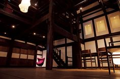 150 years old hotel reception in Japan with a touch of sophistication by Margaret Howell