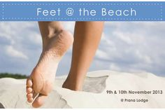 Feet @ the Beach Holistic Workshop - Holistic SA