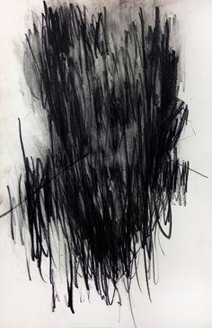 untitled x cm pencil on paper 2013 by artist Kwangho Shin Dark Art Drawings, Abstract Drawings, Sad Art, Life Drawing, Portrait Art, Portraits, Art Inspo, Oil On Canvas, Cool Art
