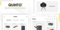 Quinto - Beautiful Minimal WooCommerce WordPress Theme - WooCommerce eCommerce