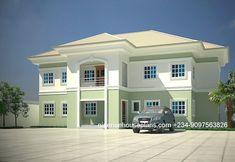 5 bedroom bungalow plans in nigeria 5 5 bedroom bungalow floor plans in nigeria
