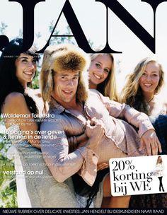 Waldemar Torenstra | Cover JAN Magazine 11-2008