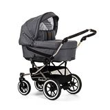 My november baby is going to be very comfortable in this Edge Duo Combi lounge grey.