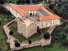 Sárospatak, Rákóczi-vár
