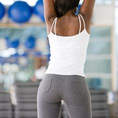 33 Ways to Shape Your Butt - Need to shape up your backside before you start the new year? Look no further — we've got over 30 of the most effective exercises to perk up your backside fast. Read on to learn the moves, and stick around to the end for five celebrity-inspired butt-shaping video workouts for you to follow!