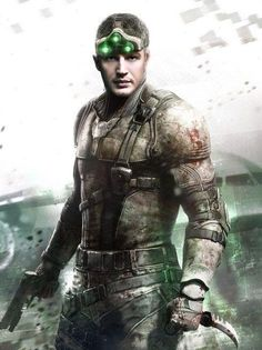 Tom is going to play video game character, Sam Fisher from the Splinter Cell series.