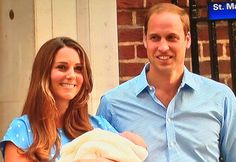 Kate, Will, and the Royal Baby!
