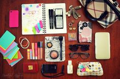 Beautiful Kayekie: What's In My Bag
