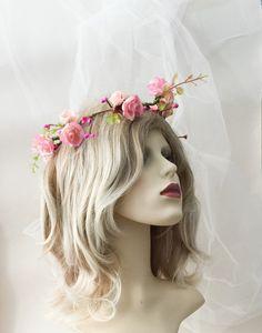 Rustic headpiece flower crown bridal crown by AnitaHiltonweddings https://www.etsy.com/uk/shop/AnitaHiltonweddings?ref=hdr_shop_menu