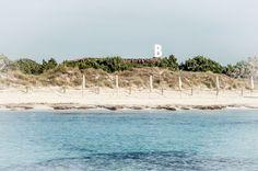 Beso Beach in Formentera http://www.bonderco.com/formentera