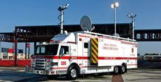 Command Rescue Trucks - Pierce Manufacturing Fire Dept, Fire Department, Bug Out Vehicle, Fire Equipment, Rescue Vehicles, Old Fords, Call Of Duty Black, Emergency Response, Fire Apparatus