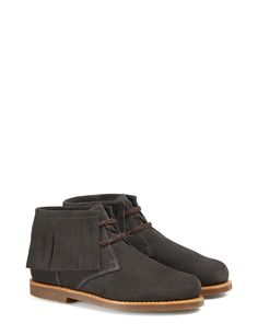 LEONE SUEDE BOOT