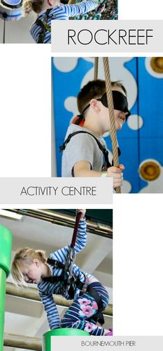 Our visit to RockReef Activity Centre during the Easter holidays 2018