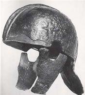 Late Roman ridge helm