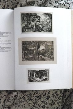 3 prints by Edward Calvert