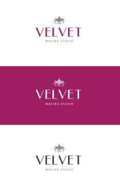 Superb, tongue in cheek logo design for a feminine waxing company