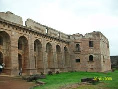 Mandu Castle