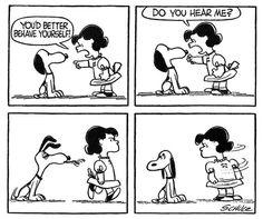 Me and my dog...
