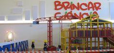 Casa Inacabada - O espaço Brincar Ciência destina-se aos pequenos exploradores da ciência entre os 3 e os 6 anos. No Pavilhão do conhecimento.