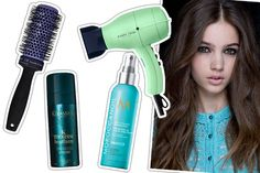 Everything You Need to Fake a Salon Blowout at Home