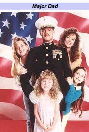 Major Dad Complete Series Dvd. Major John MacGillis is a conservative, by-the-book, die-hard Marine. Polly Cooper is a pacifistic, liberal journalist. Nonetheless, when the two meet, there's instant and intense chemistry...
