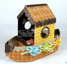 diy noah's ark paper box