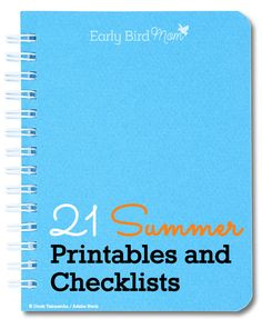 Make the most of your summer with these summer printables and checklists! Get prepared now so you can relax and enjoy later. Get ready for summer fun with these 21+ free printables and checklists. Don't let summer pass you by without doing all those things you want to get to! Stay organized, have le…