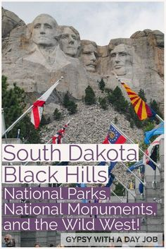 The South Dakota Black Hills offer a perfect family adventure!  Visit Wind Cave National Park, Custer State Park, Mount Rushmore and other national monuments!  Our Black Hills Trip Planner gives you a 5 day Black Hills itinerary that hits all of these amazing places, and suits your whole family.  Get outdoors, and get wild!  #blackhills #southdakota #windcavenationalpark #mountrushmore #nps #usnationalparks #custerstatepark Travel Guides, Usa Travel Guide, Budget Travel, Travel Usa, Travel Tips, Trip Planner, Vacation Planner, Travel Planner, Us National Parks