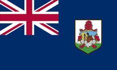 Bermuda Flag | Bermuda Blue Ensign Flag]