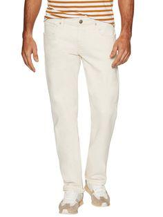 Mavi Zach Ecru Comfort Jeans