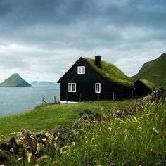 Rios, Faroe Islands, Beautiful World, Resorts, Cabins, Danish, Cottages, Parks, Natural Beauty