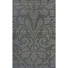 @Overstock - Introduce style into your home decor with a handmade Damask rug Area rug is made of 100-percent hand-tufted wool  Floor rug features a contemporary motifhttp://www.overstock.com/Home-Garden/Handmade-Alexa-Neutrals-and-Textures-Damask-Grey-Wool-Rug-5-x-8/4365500/product.html?CID=214117 $158.09