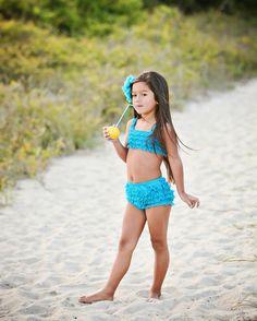 Dreamspun Ruffle Bikini