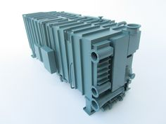 KiwiMill built this Double Effect Steam Chiller Model for trade show use.