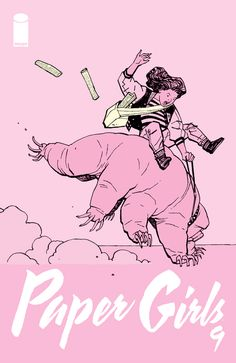 paper girls   cliff chiang cover #9