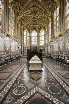 Day 3 - London - Windsor Castle/St George's Chapel  St George's Chapel, Windsor Castle