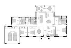 Portal Office, Freestanding Cooker, Concrete Roof Tiles, Sectional Garage Doors, Timber Deck, Web Design, House Design, New Home Builders, Display Homes